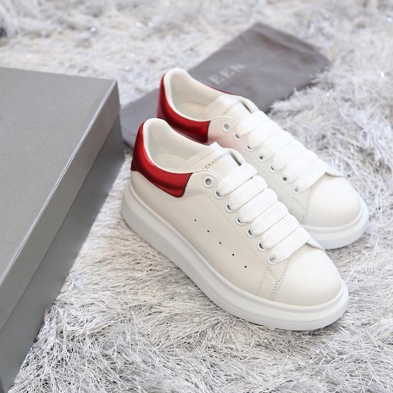 Mc Queen•麦昆小白鞋经典款女款小白鞋休闲鞋