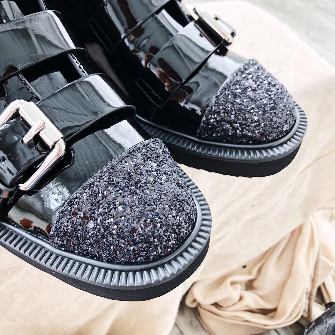 Giuseppe Zanotti design机车靴 机车靴怎么搭配