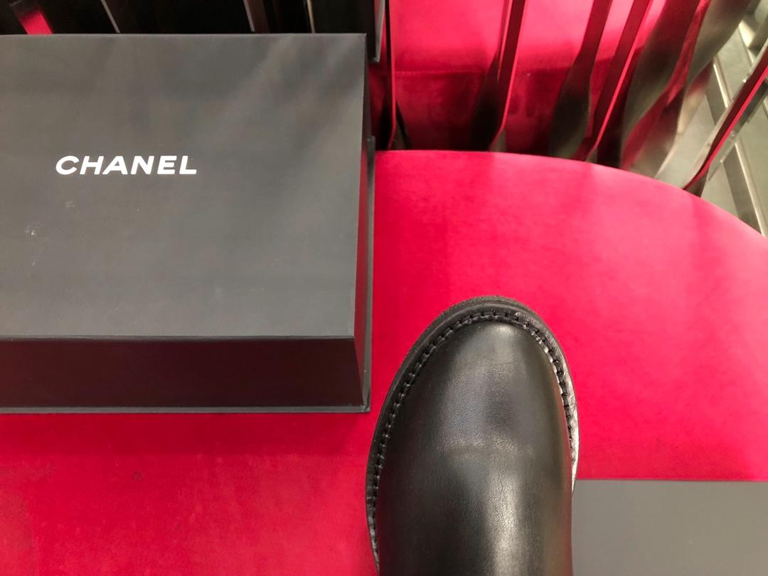 CHANEL短靴 香奈儿2018新款顶级短靴