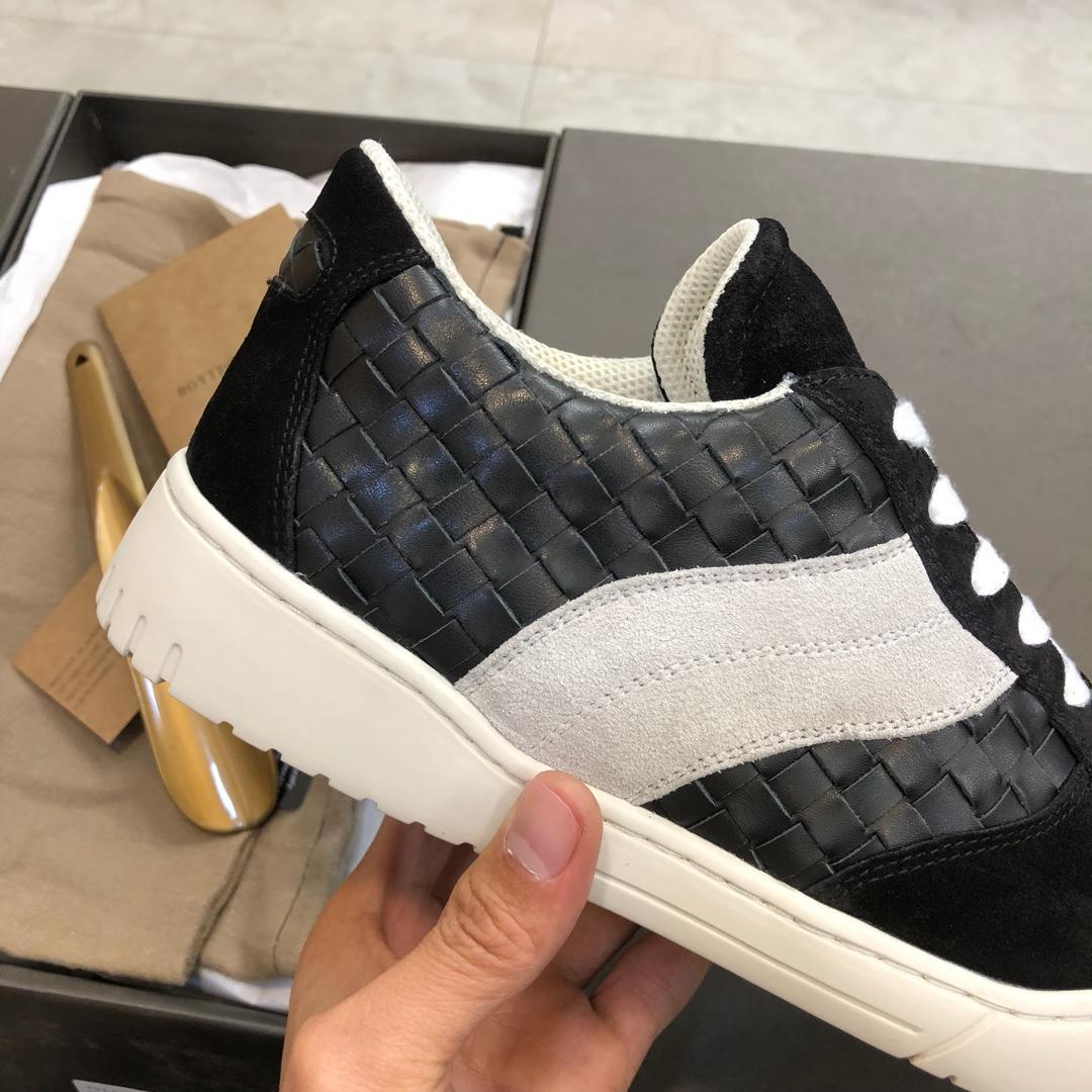 顶级工艺品BV男鞋时尚休闲鞋 经典款男鞋