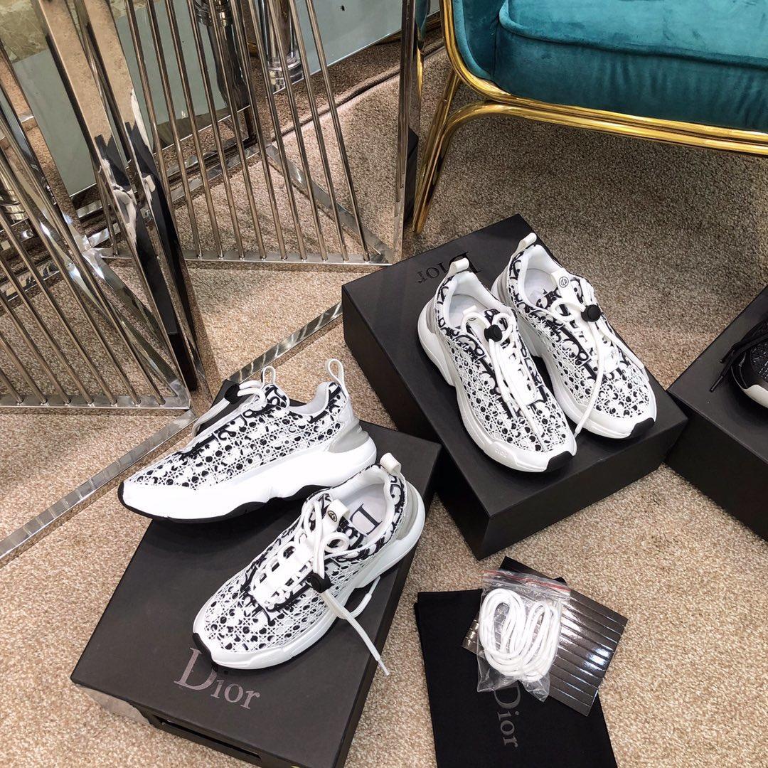 2019最新Dior休闲运动鞋 专柜购入一比一女款运动鞋