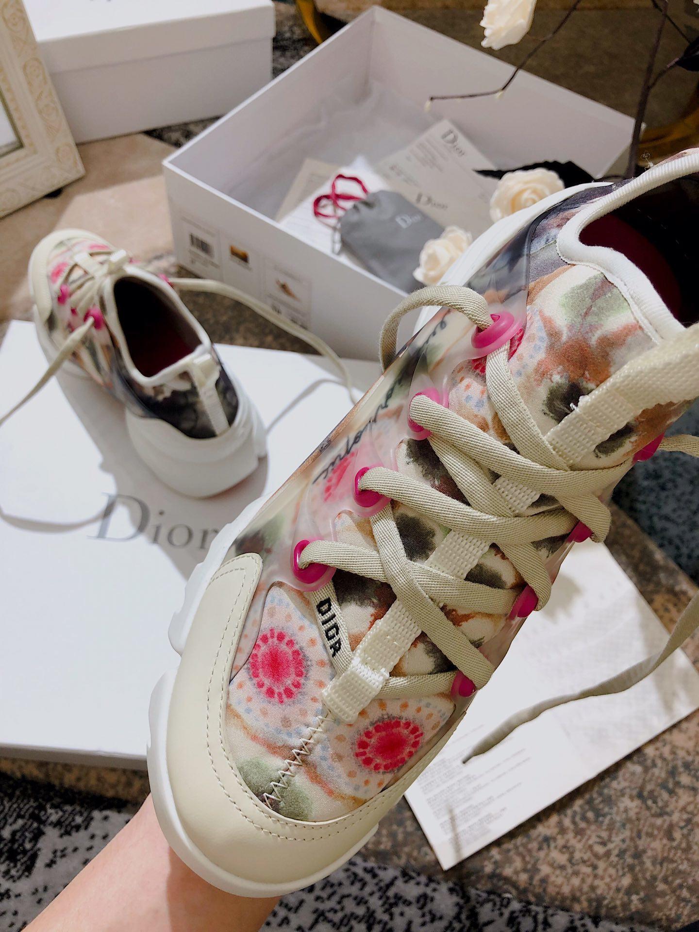 DIOR女士运动鞋 迪奥19ss新款Crusie J'ADIOR运动鞋