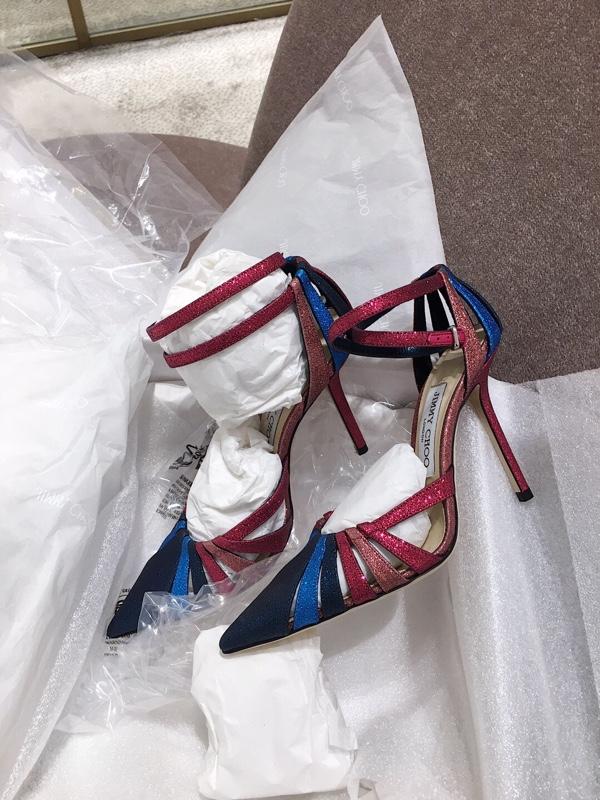 代购品质JC高跟鞋 2019新款JIMMY CHOO高跟鞋