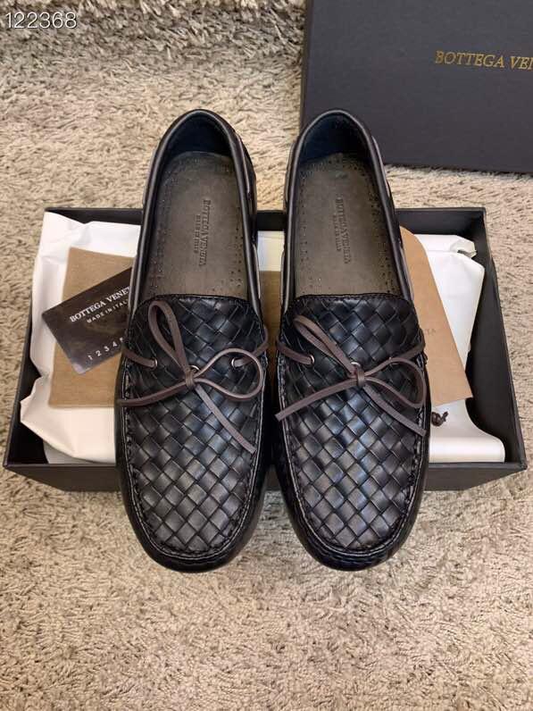 BV豆豆鞋 顶级原单葆碟家休闲鞋经典款豆豆鞋