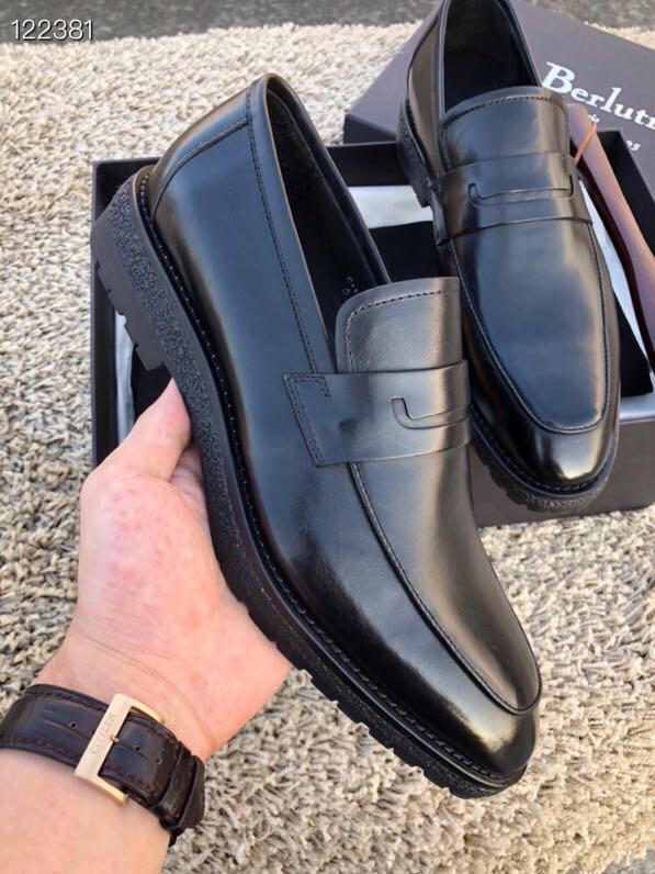 Berluti皮鞋世界上最贵的男士皮鞋 Berluti正装皮鞋
