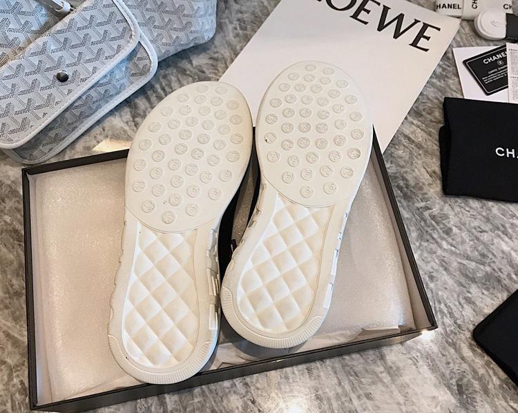 CHANEL休闲运动鞋 2020新款增高效果运动鞋