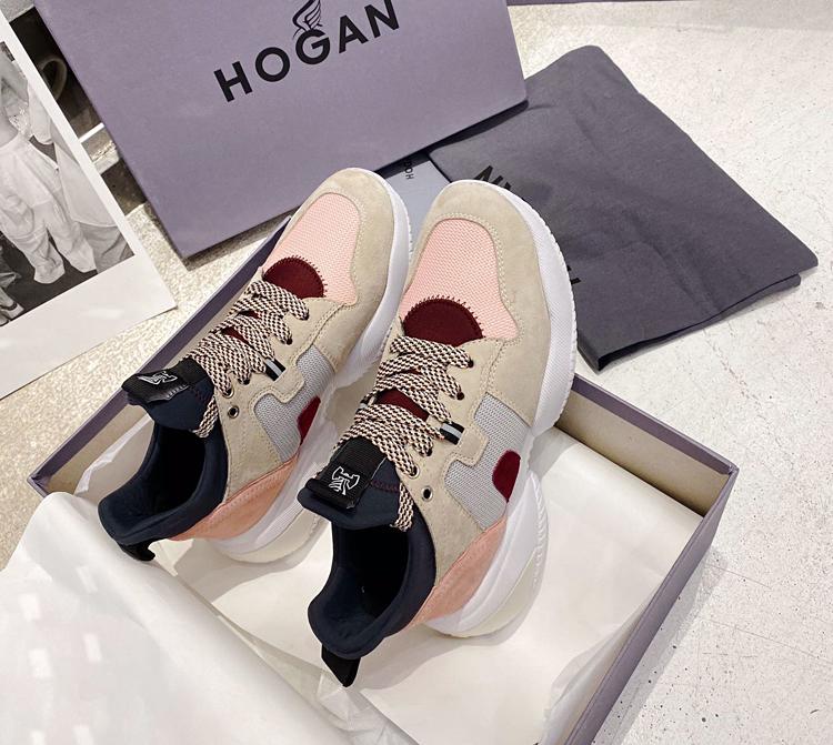 HOGAN休闲运动鞋 19秋冬新品系列女款休闲运动鞋