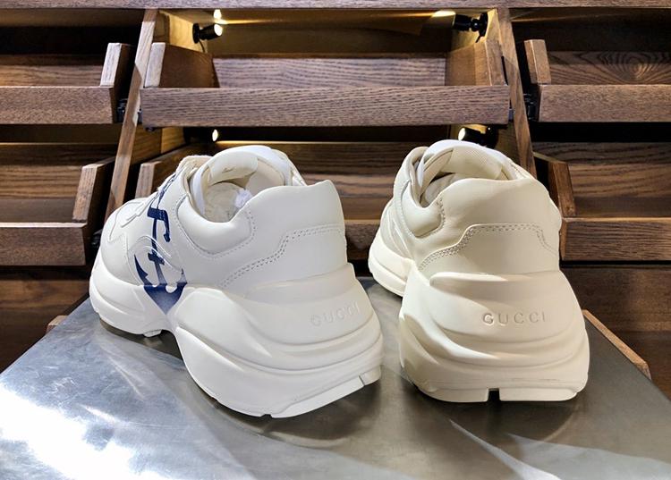 原单GUCCI老爹鞋 古驰专柜正品情侣款运动鞋
