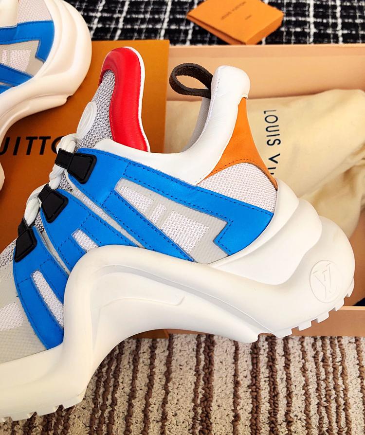 LV老爹鞋 Archlight男女同款运动鞋 2020全新糖果色限量款LV老爹鞋