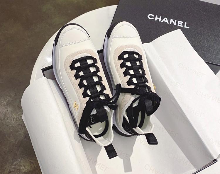 CHANEL女款运动鞋 2020初春新款超火网红运动鞋