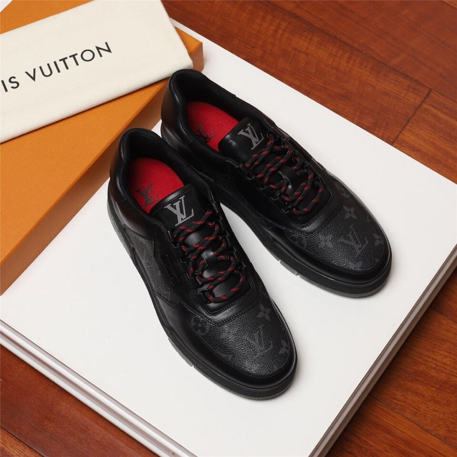 Loui Vuitton新款运动鞋 高仿LV官网男士休闲鞋
