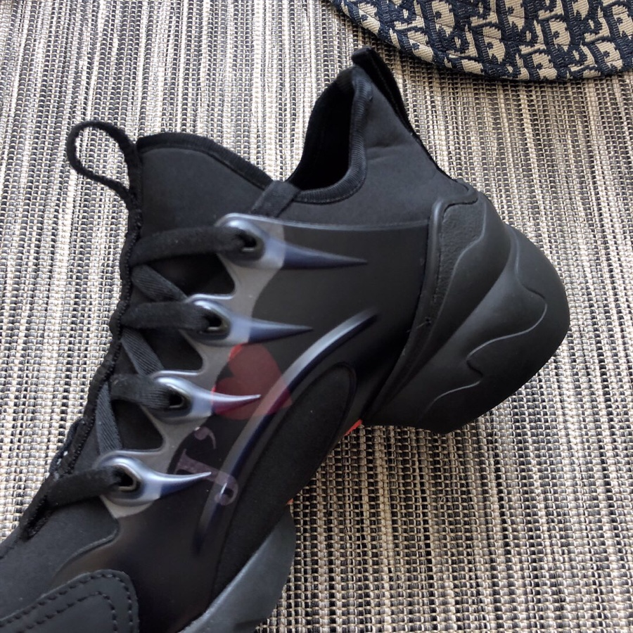 DIOR运动鞋 迪奥PVC胶片专柜最新款Crusie J'ADIOR女款运动鞋