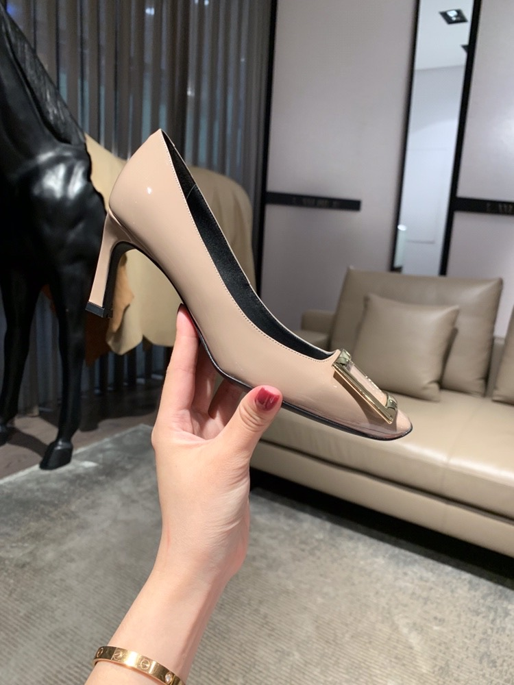 2020今年最流行的女士高跟鞋 roger vivier女鞋官网同款高跟鞋